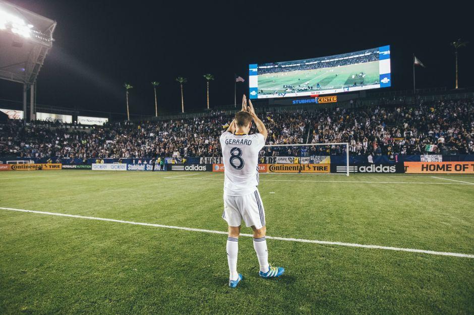 Se va otra estrella de la MLS: Steven Gerrard ya no jugará con el Galaxy