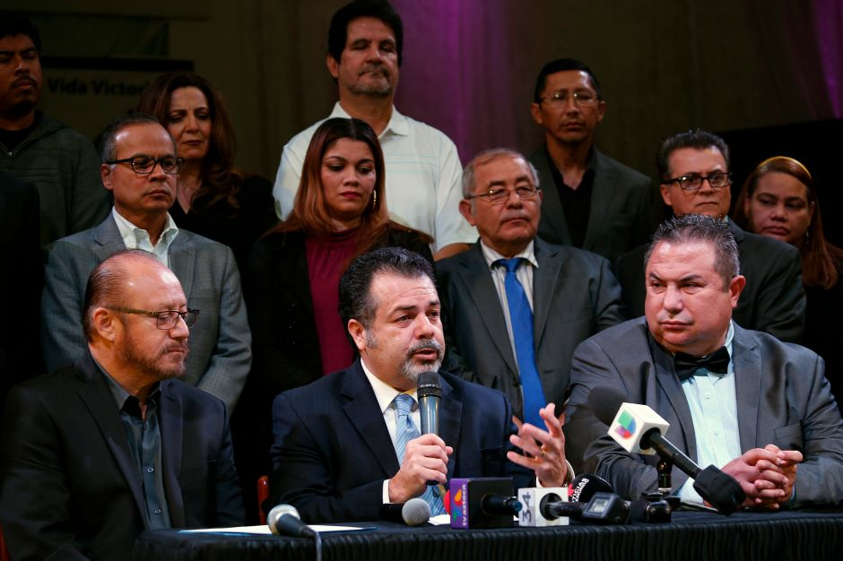 Líderes religiosos lanzan nuevo Movimiento Santuario en Los Ángeles