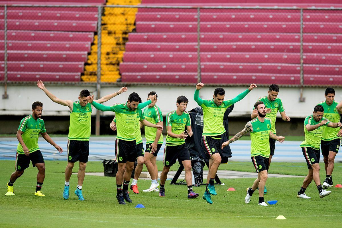 Hexagonal Final: Así sería la alineación de México que usaría Osorio ante Panamá