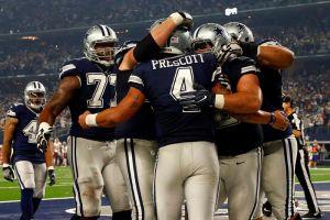 Dallas se devora el pavo de Thanksgiving, a los Redskins y a la NFL: ¡10 triunfos consecutivos!