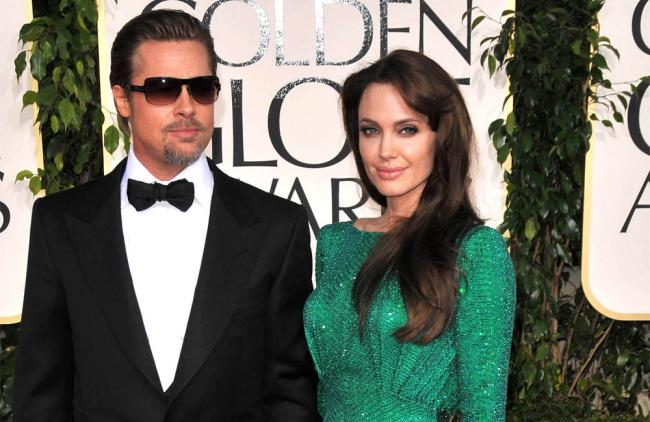 ¿Angelina Jolie se niega a compartir la custodia de sus hijos con Brad Pitt?