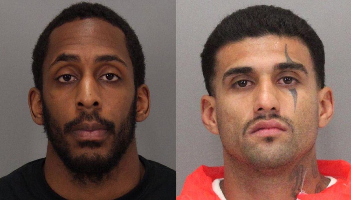 2 criminales convictos se fugan de la cárcel de Santa Clara