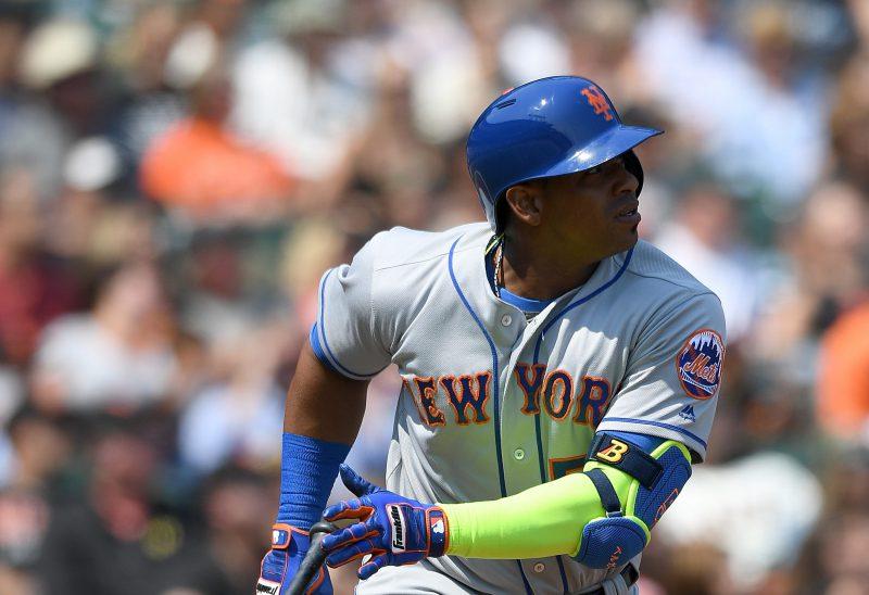 Yoenis Céspedes regresa con su poder al Citi Field, casa de los Mets.