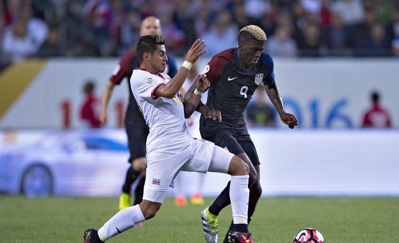 Concacaf, hexagonal final: Costa Rica vs. Estados Unidos, horarios y canales