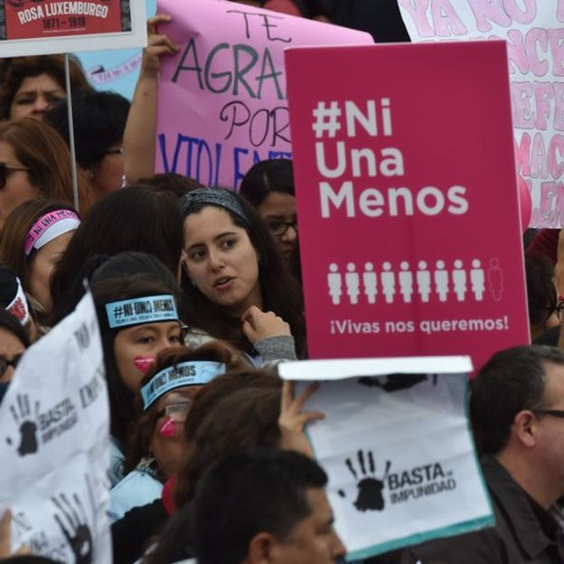 Aumenta 72% los feminicidios en México