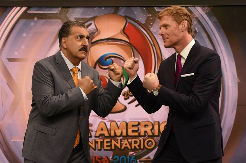 Fernando Fiore le pone sabor al Estados Unidos vs. México en Columbus