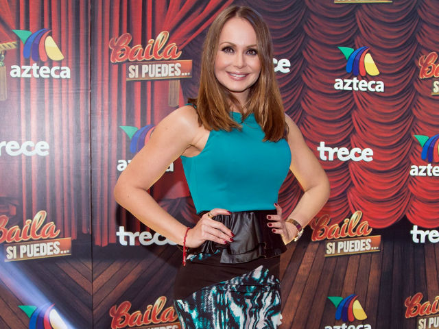 ¿Gaby Spanic no puede regresar a la televisión por culpa de TV Azteca?