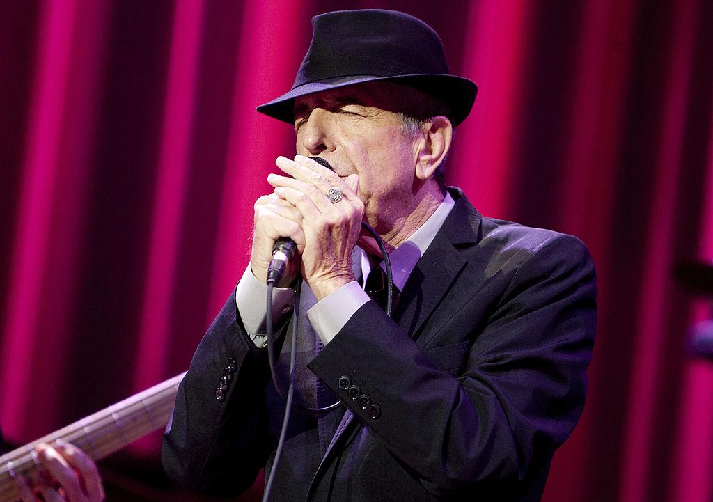 Murió el cantautor canadiense Leonard Cohen