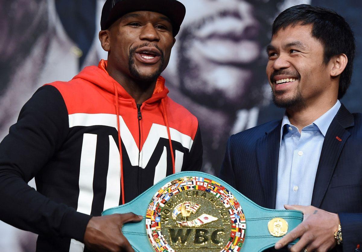 Una revancha entre Mayweather y Pacquiao podría resucitar el boxeo