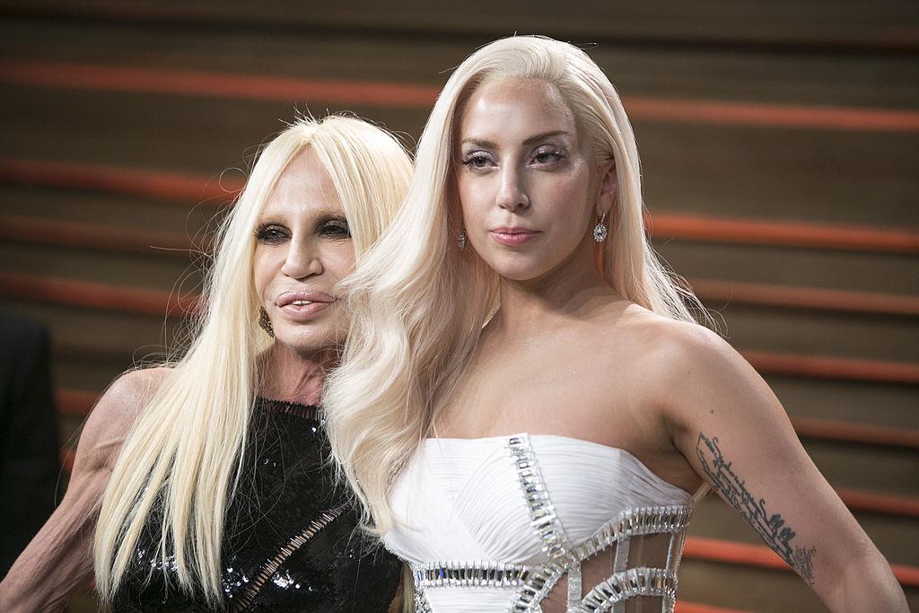Lady Gaga tendrá la difícil tarea de interpretar a Donatella Versace.