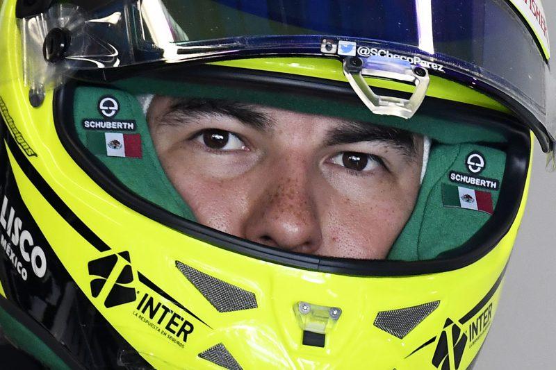 Sergio 'Checo' Pérez se ha mantenido con firmeza en la Fórmula Uno