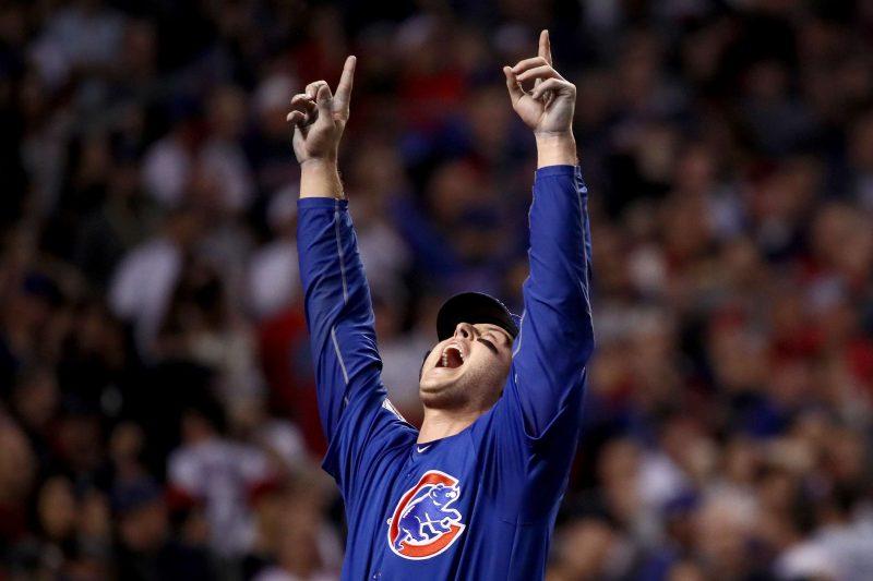 Anthony Rizzo es una de las figuras a seguir por los Cubs.