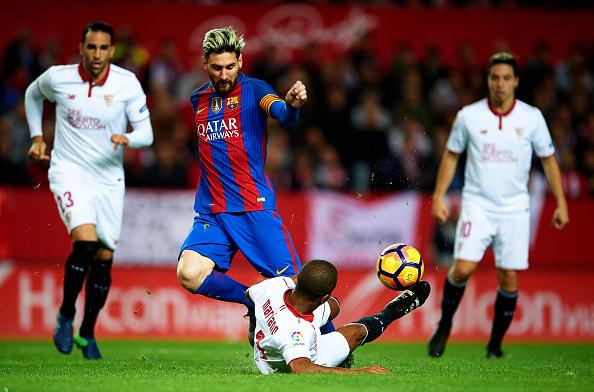 Messi llegó a 500 goles con el Barcelona