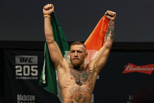Alientan a Conor McGregor de sumarse a la WWE