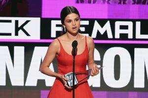 Selena Gomez entre lágrimas: 'Tuve que parar porque estaba completamente rota'