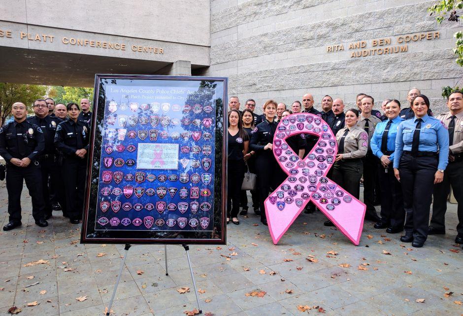 El #PinkPatchProject es el inicio de una conversación contra el cáncer