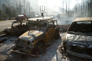 Qué acciones pueden provocar incendios en el auto