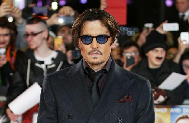 Johnny Depp arremete contra sus ex administradores por sus deudas de 40 mdd