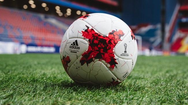 """""""Krasava"""", el revolucionado balón de la Copa FIFA Confederaciones Rusia 2017"""