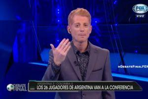 Hermana de Messi lo defiende, ante las críticas de un periodista de la cadena Fox