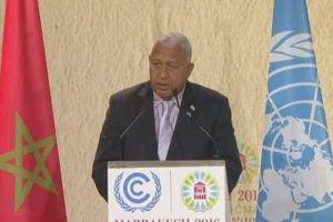 """Primer ministro de Fiji pide a EEUU ayuda para las islas del Pacífico: """"Sálvennos"""""""