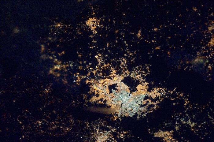 CDMX, Acapulco y Teotihuacán captadas desde el espacio por la NASA