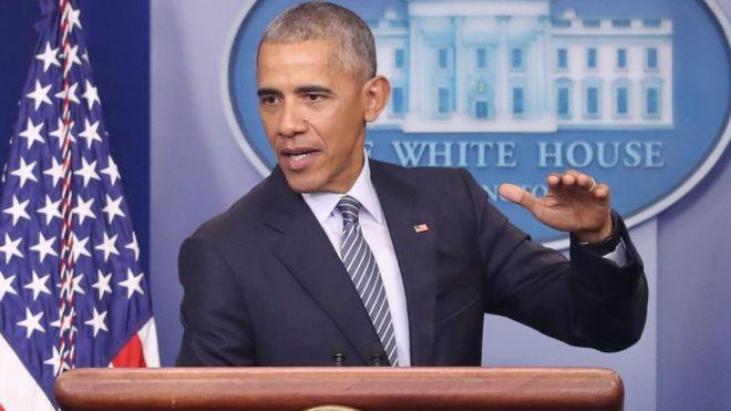 Obama busca calmar el nerviosismo internacional que provoca Donald Trump