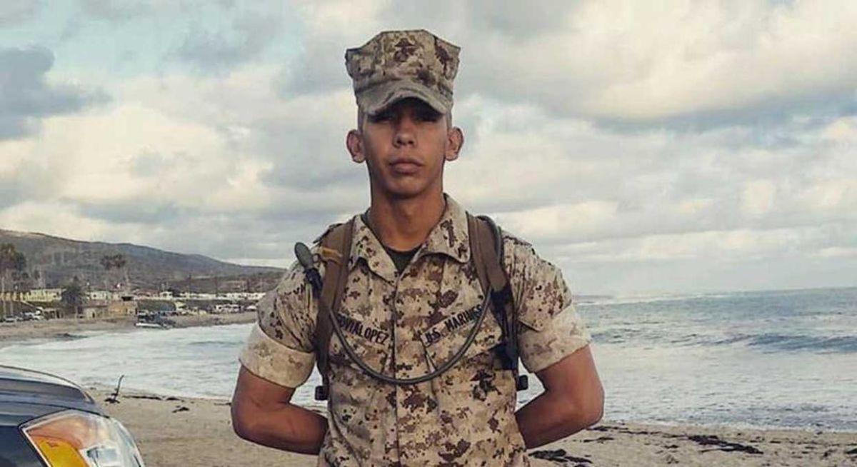 Carlos Segovia-López, de 19 años, fue abatido a muerte el pasado 16 de septiembre en el sur de Los Ángeles.