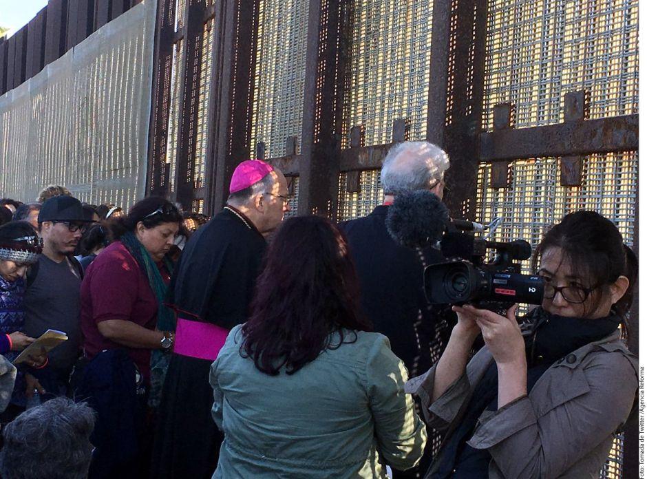 Piden posada  en la frontera por los inmigrantes