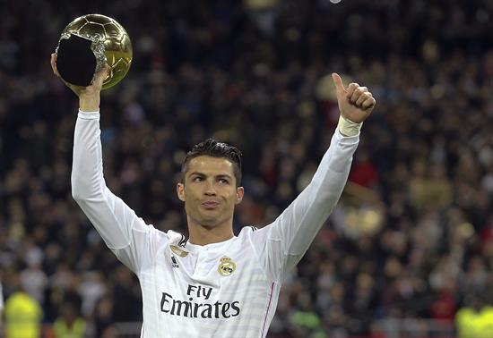 """Cristiano Ronaldo lleva la delantera para quedarse con el """"Balón de Oro"""""""