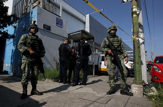 México refuerza operativos policiales ante la creciente violencia
