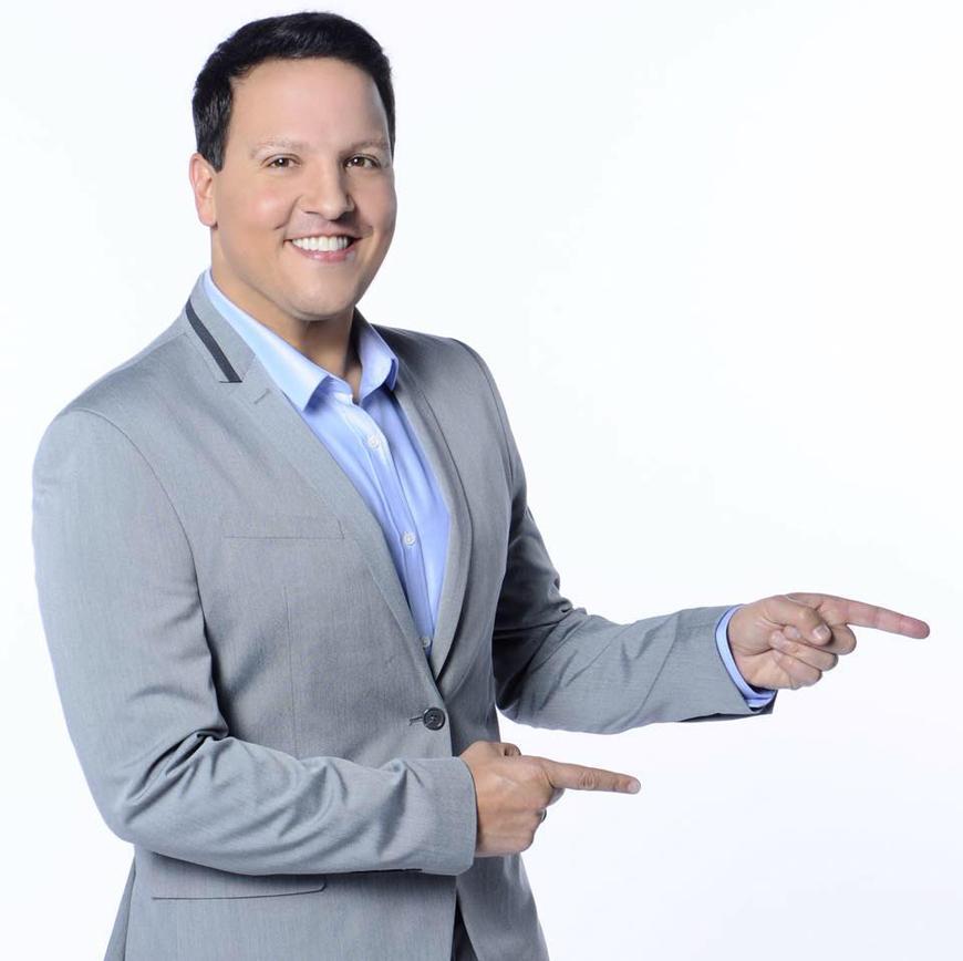 En exclusiva, Raúl González habla de su regreso a la tele de la mano de Don Francisco: 'Este es mi gran sueño'