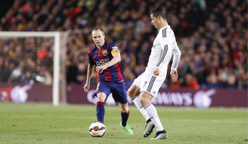 Barcelona ha recuperado a Iniesta para este Clásico.