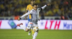 """Luis Montes abre el marcador en favor del León en el """"Volcán"""""""