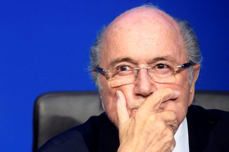 """Joseph Blatter: """"No temo acabar mis días en la cárcel"""""""