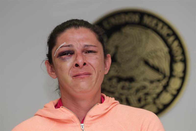Procesan a presunto agresor de Ana Guevara