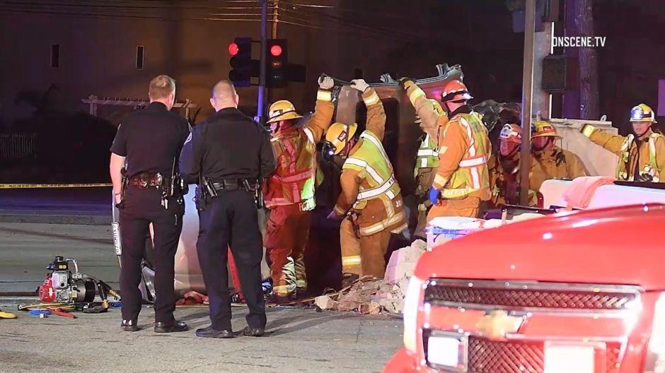 Mortal accidente deja 3 muertos en Arcadia