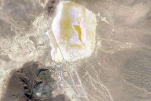 Extraterrestres en Área 51: estas imágenes aumentan las sospechas