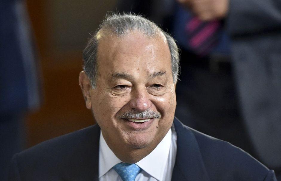 Slim quiere que millones de mexicanos sean ciudadanos de EEUU