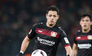 """""""Chicharito"""" Hernández, a romper sequía con Leverkusen en Florida Cup"""