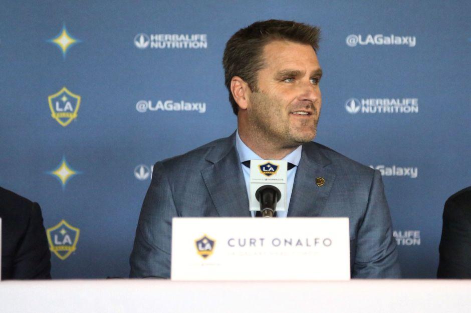 El Galaxy nombró al brasileño Curt Onalfo como su nuevo entrenador