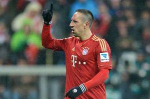 Ribéry siente que Cristiano le robó un Balón de Oro que le pertenecía