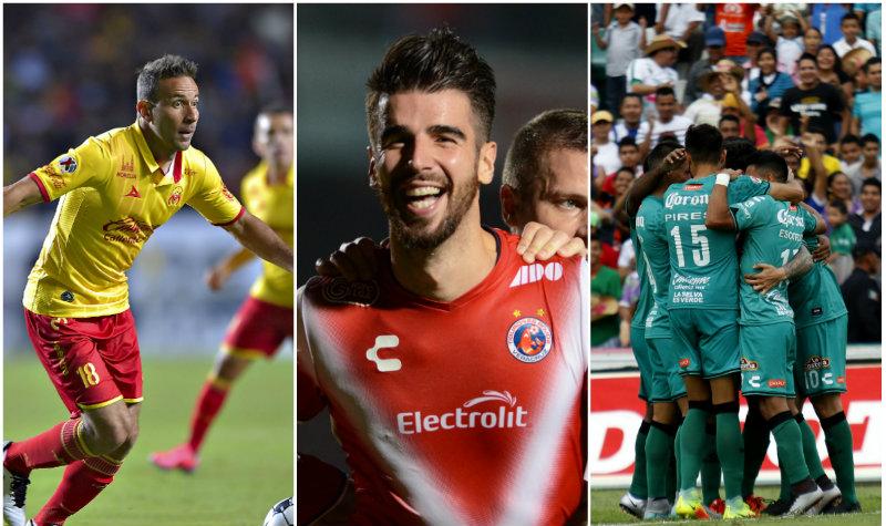Los tres equipos de la Liga MX que pelearán por no descender