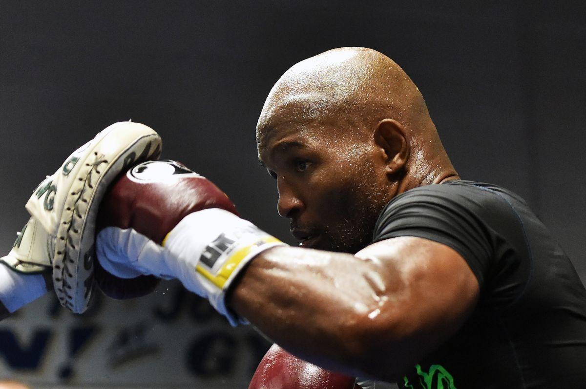 Bernard Hopkins: el boxeador, no el personaje