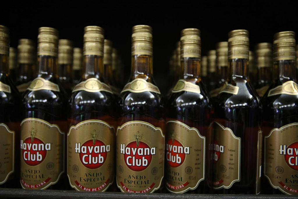 El ron cubano es una bebida popular en República Checa.