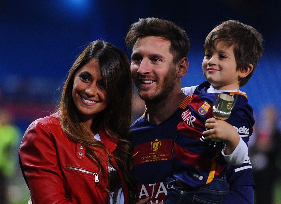 Revelan cuándo se casará Messi con Antonella Roccuzzo