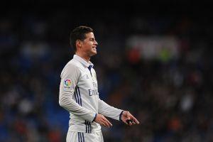 Chelsea ofrece al Real Madrid a Courtois por James Rodríguez