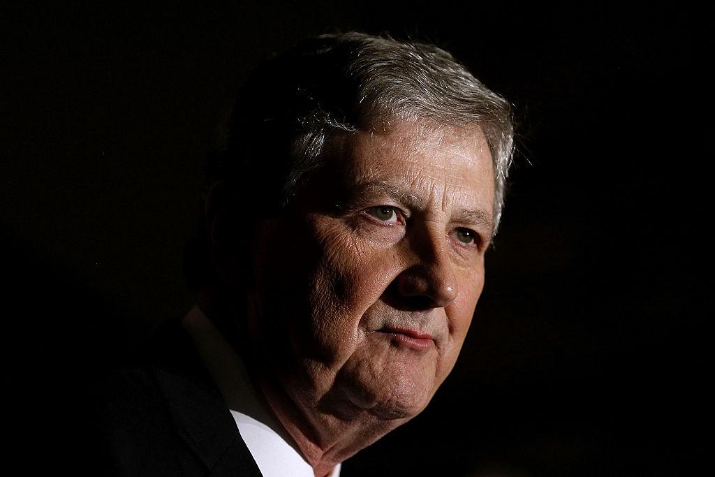John Kennedy ganó las elecciones al Senado en Louisiana.