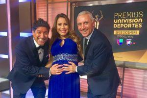 """Lindsay Casinelli: """"Si se adelanta tendremos un parto en vivo en ContactoDeportivo"""""""