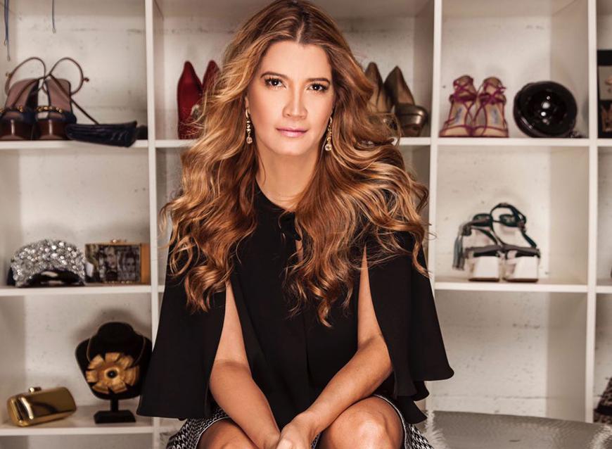 Claudia Zuleta la creadora de #YoMeQuiero